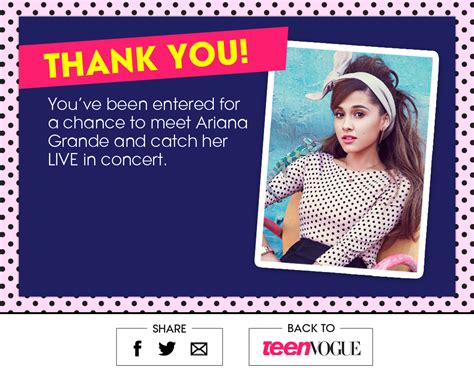 Vogue Sweepstakes - teen vogue sweepstakes