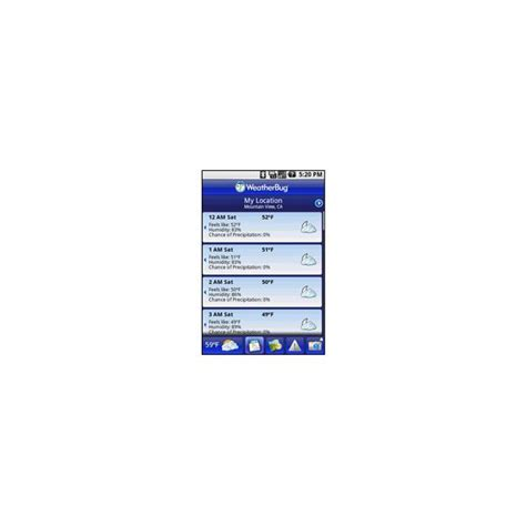 weatherbug for android weatherbug android app review