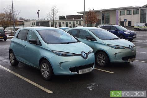 renault zoe electric ev spotting my renault zoe electric car