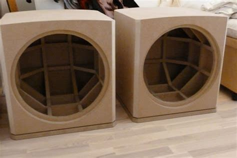 dual box sealed  mal  build begins page  home theater forum  systems