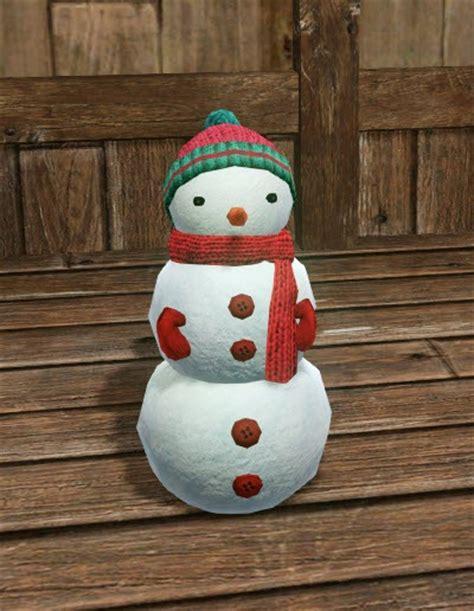 Tor Blade Box Random Karakter archeage frosty snowman statue archeage fashion