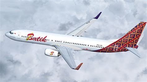 batik air flight number batik air launches double daily perth denpasar bali