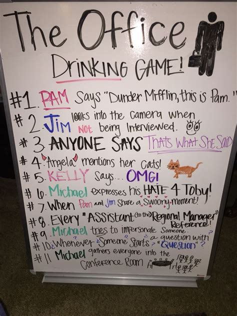 birthday themed drinking games 46 best images about quot the office quot birthday party great