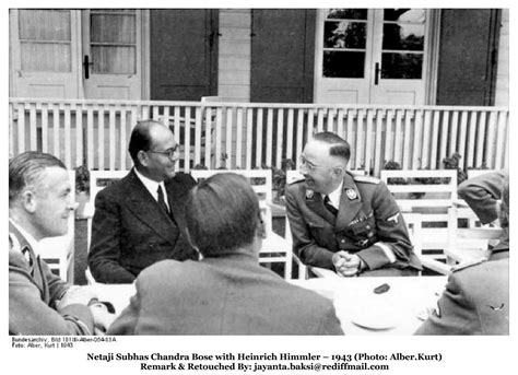biography of hitler in hindi pdf netaji subhas chandra bose with heinrich himmler 1943