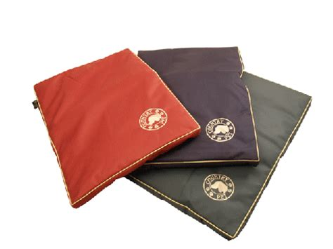 Doggie Mats by Country Pet Waterproof Mat Paws Plus One