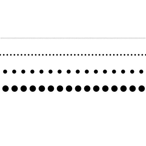 dotted line pattern photoshop how to create a dotted line using illustrator creative nerds
