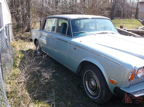 rolls royce light blue light blue rolls royce 1976