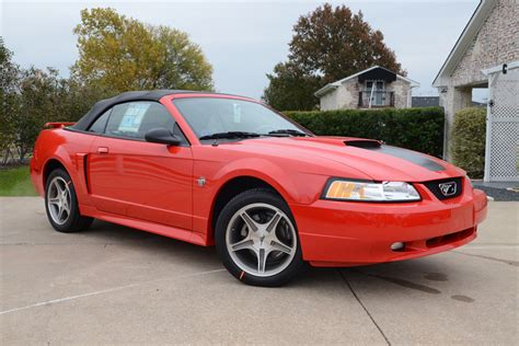 1999 mustang gt price 1999 ford mustang gt convertible 202159