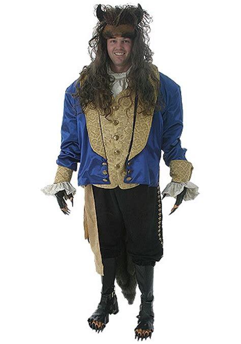 beast costume deluxe beast formal disney costume and the beast costume rental