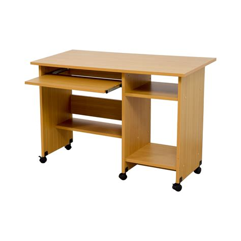 60 Off Rolling Computer Desk Tables 2nd Office Desks