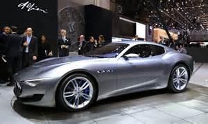 Maserati Future Models Maserati Looks To Future With Alfieri 2 2 Concept Live