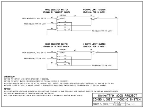 cnc limit switch wiring diagram wiring diagram 2018