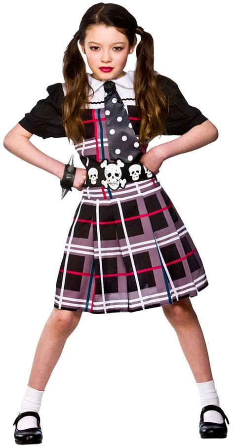 7 Costumes For Your High School by School Age 8 9 10 Fancy Dress Child