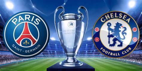 Chelsea Edition 02 chion s league 8 232 me de finale aller psg chelsea le