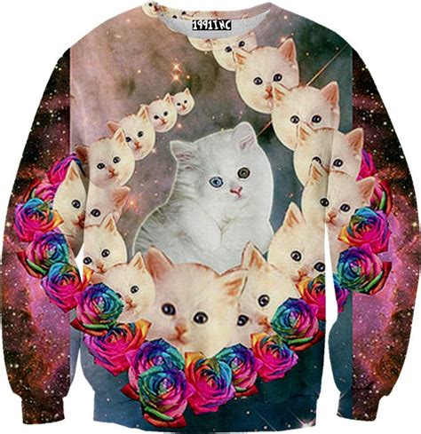 Cat Sweaters - cats wearing sweaters memes