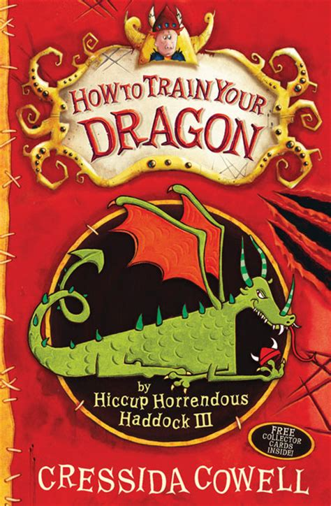 how to your book hiccup how to your
