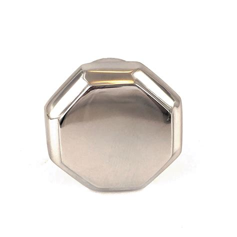 solid brass cabinet knobs chrome hexagon solid brass knob cabinet hardware