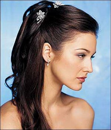 homecoming hairstyles long straight hair prom hairstyles for straight hair