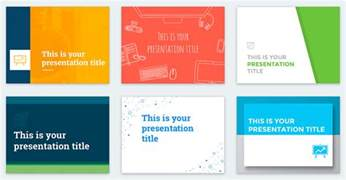 Template Presentation by Free Powerpoint Templates And Slides Themes For