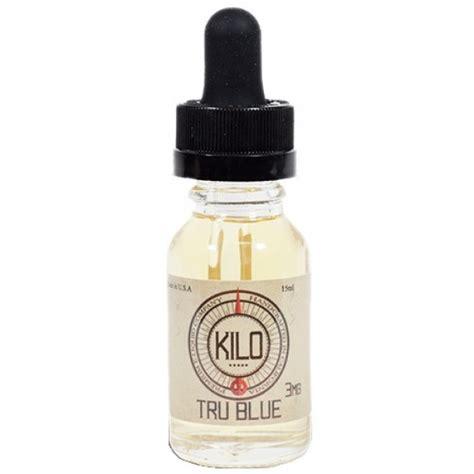 Liquid Premium Blue 20 Ml 0 Mg Nicotine Kilo E Liquids Tru Blue 15ml E Juice E Liquid Vape