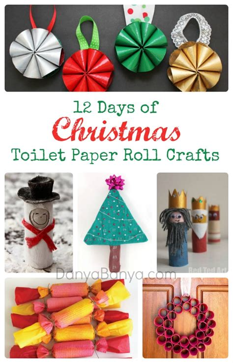 Exceptional Toilet Paper Christmas Ornaments #1: 12-Days-of-Christmas-Toilet-Paper-Roll-Crafts.jpg
