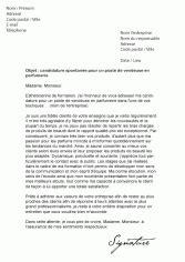 Lettre De Motivation Vendeuse Animalerie Mod 232 Les De Lettres De Motivation Pour Le Commerce Et La Vente