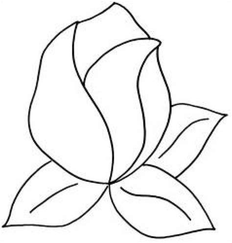 best photos of free printable rose templates rose paper
