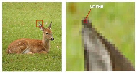 mega pixel megapixels fotografia infoescola