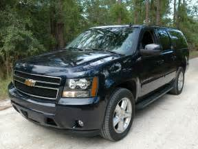 How Is A Chevrolet Suburban Chevrolet Suburban Photos Informations Articles