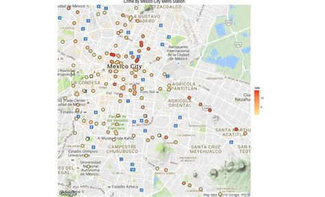 map of mexico city area how to create crime maps of mexico city