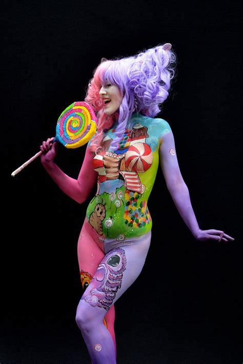 festival mundial de bodypainting en poertschach austria as artes do 16 186 festival mundial de pintura corporal