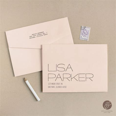 Wedding Font Pc by Printable Wedding Envelope Template Instant