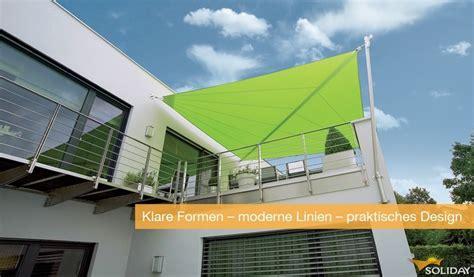 Sonnenschirm Dachterrasse Wind by Sonnensegel Attraktiver Uv Schutz F 252 R Terrasse Oder