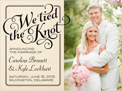 Wedding Announcement At Work by Frame 4x5 Wedding Announcements Shutterfly