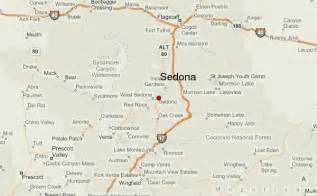 sedona location guide