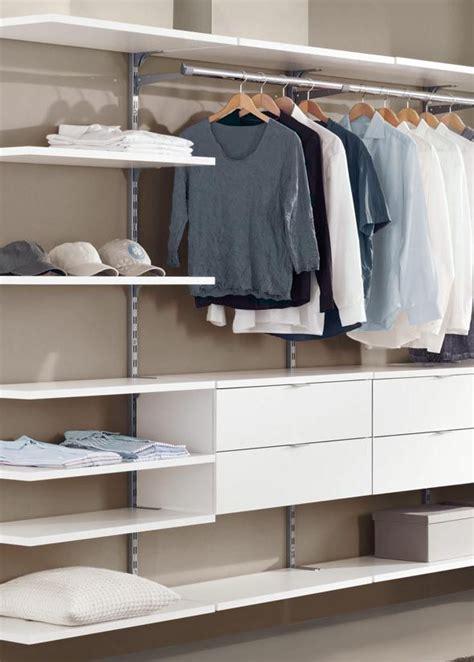 Regalsystem Kleiderschrank Ikea by 40 Besten Begehbarer Kleiderschrank Bilder Auf