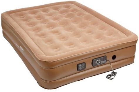 insta bed raised air mattress with never flat 87 99 reg 174 99 best price