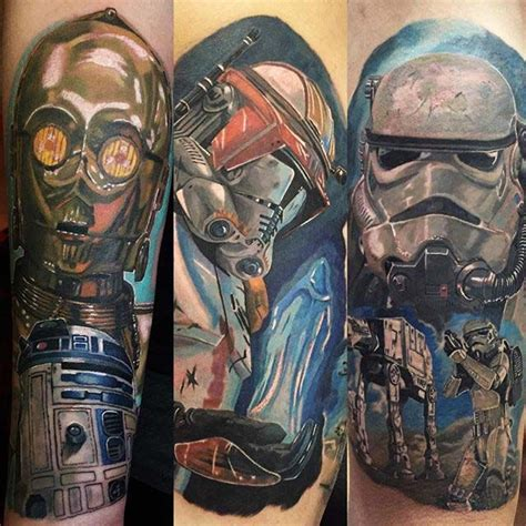 best star wars tattoos 26 best images about wars tattoos on leia
