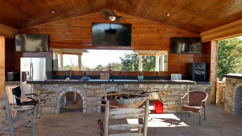 pool houses minks outdoor professionals oak hill