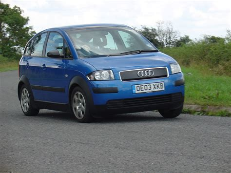 Audi A2 Review by Audi A2 Hatchback Review 2000 2005 Parkers
