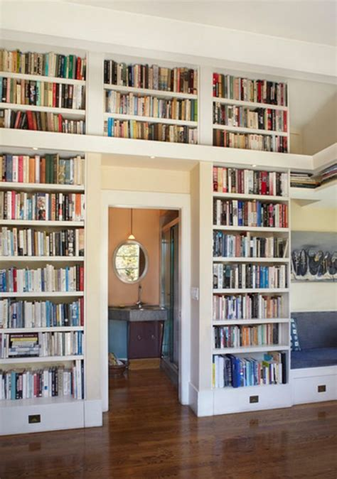 Secret Room Bookshelf 62 Home Library Design Ideas With Stunning Visual Effect