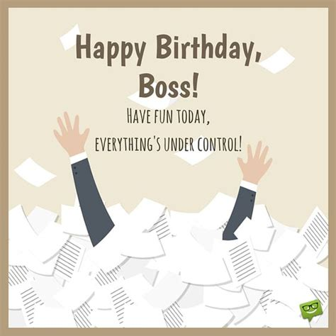 imagenes happy birthday boss from sweet to funny birthday wishes for your boss