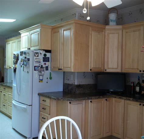 Mobile Home Kitchen Cabinets by Custom Kitchen In A Mobile Home Contemporary Kitchen