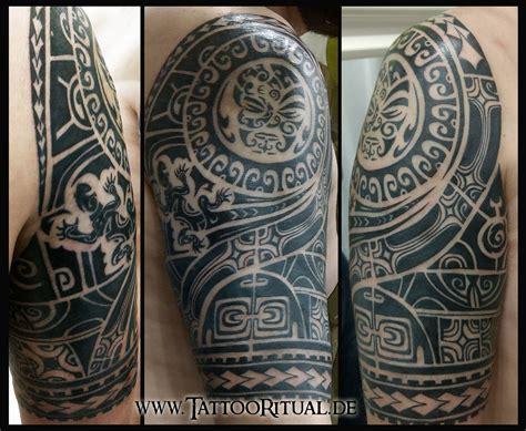 galerie polynesische tattoos und maori