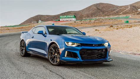 2017 chevrolet camaro zl1 drive review with price