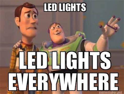 Light Show Meme - enlightening experience twin frozr vi