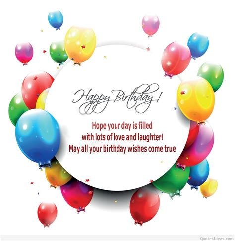 Happy Birthday Awesome Wishes Awesome Wish Happy Birthday Quote