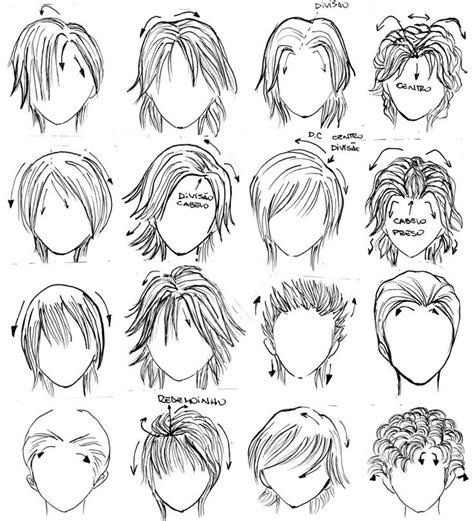 anime hairstyles female tutorial tutorial em portugu 234 s tutorial in portuguese manga