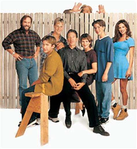 home improvement cast members