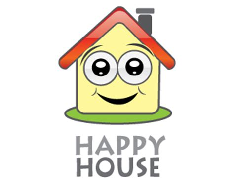 happy house designed by igorlale brandcrowd
